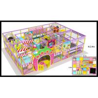 China The Cheap Super Market Commercial Indoor Playground Equipment for Kids on sale