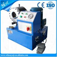 Buy cheap rubber hose hydraulic hose crimper/metal pipe crimping machine/hose crimping from wholesalers
