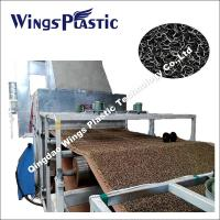 China PVC Coil Floor Mat Sheet Extrusion Facility /  PVC Car Mat Machinery Plant on sale