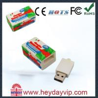 China 8GB custom usb flash drive cheap on sale