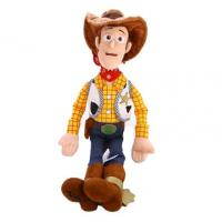 Pixar Toy Story Sheriff Woody Disney Plush Toys For Party / Promotion Manufactures