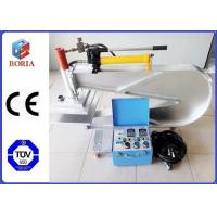 China Rubber Conveyor Belt Hot Splicing Machine 1420*830mm Heating Platen Size on sale