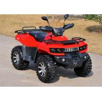 Single Cylinder Youth Racing ATV 400cc Off Road Four Wheelers With Strong Light