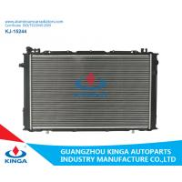 Nissan Petrol Brazing Plastic Aluminum Radiator Car Spare Parts 21410-1y02A Manufactures