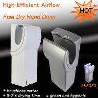 High effficiency airflow hand dryer,aluminum case Manufactures