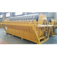 TT-120 6 Square Meter Ceramic Vacuum Filter Yellow Color CE Certified For Mining Manufactures