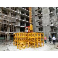 High Speed Temporary Construction Elevators Smoothly Starting And Stopping Manufactures