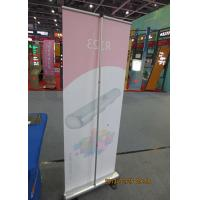 Horizontal Retractable Display Banners Waterproof For Advertising / Events 80*200cm Manufactures