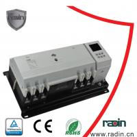 200 Amp Dual Power Transfer Switch Manual RDQ3NMB White Black For Shopping Mall Manufactures
