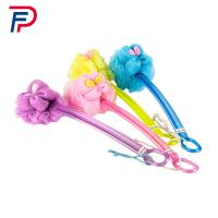 SJB1-2(40) Factory directly beautiful body cleaning plastic bath brush with long handle Manufactures