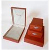 Cardboard Gift Box Rectangle or Round Custom Panton Color Printing for jewelry necklaces Manufactures