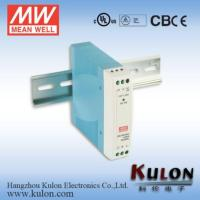 Quality Meanwell 10w~960w Din Rail Power Supply With Pfc Function Ul/cb/ce/tuv for sale