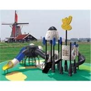China Children playground equipment--rocket series on sale