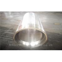 F53 Super Duplex Stainless Steel Sleeves  , Forged Valve Body Blanks ASTM-182 Manufactures
