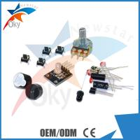 Custom Electronic Components Starter Kit For Arduino With uno R3 board
