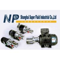 98 Low Flow High Pressure Water Pump Magnetic Drive Gear Pump ISO Approved Manufactures