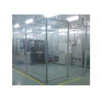 Class 100 ISO 5  Portable Softwall Clean Room For Drug And Cosmetics Production Manufactures