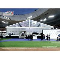 Quality Big Clear tents marqueen used for events or sports with aluminum frame for sale