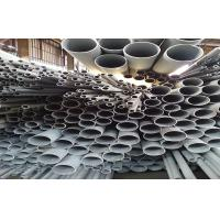 ASTM A554 304 / 316 Oval Pipe , Hot Rolled Steel Tubes For Handrail Manufactures