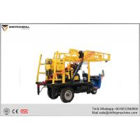 Multifunctional Water Well Drilling Rig With 200m Drilling Depth Capacity Manufactures