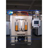 Quality Pneumatic Parts Automatic Sandblasting Machine Touch Screen Operation for sale