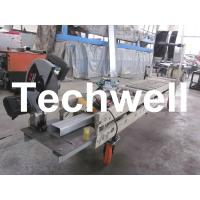 "2"" * 3"", 3"" * 3"", 3"" * 4"" Custom Portable Downspout Forming Machine Manufactures"