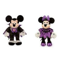 Purple Halloween's Day Minnie Mouse and Mickey Disney Plush Toys For  Pets Party  Festival Manufactures