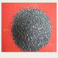 Coarse Black Silicon Carbide, SiC 99% high purity silicon carbide for sale Manufactures