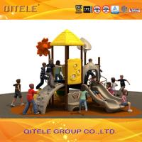 High Quality Plastic Outdoor Playground Type Free Design for Preschool Manufactures