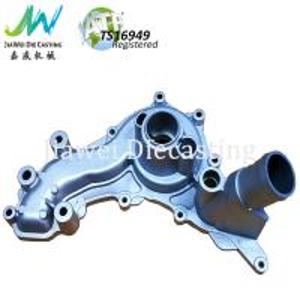 Recyclable Aluminum Die Casting Parts , Flexible Volume Die Casting Auto Parts Manufactures