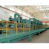 Semi Continuous Push Pull Pickling Line For Removing Ferric Oxide Manufactures