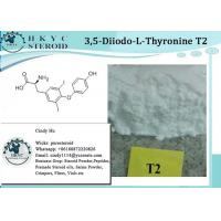 China Pharmaceutical Raw Materials 3, 5-Diiodo-L-Thyronine T2 For Fat Burning Supplement on sale