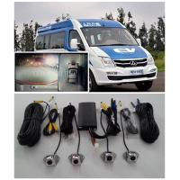 4 Channel DVR Lorry Cameras-360 Degree HD Car Security Camera for Trucks and Buses, Bird View System Manufactures