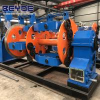 Copper / Aluminum Planetary Cable Stranding Machine 8.2-147 Taping Pitch Manufactures
