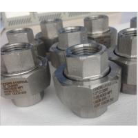 Stainless Steel Forged Fitting , ASME B16.11 , MSS SP-79 , And MSS SP-83. Superior Corrosion Resistance Manufactures