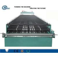 High Capacity Roofing Roll Forming Machine For Color Sheet Metal Trapezoidal Profile Manufactures