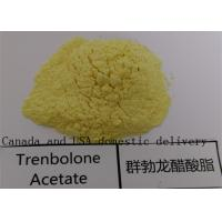 Yellow Tren Anabolic Steroid Tren Ace Trenbolone Powder for Long-Term Cooperation Manufactures