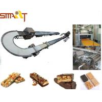China Chocolate Coating Energy Candy Bar Processing Making Machine Line on sale