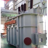Indoor ZSSP Rectifier Transformer Three Phase , Low Noise Oil Immersed Manufactures