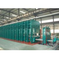 Quality High Efficiency Steel Cord Rubber Conveyor Belt Vulcanizing Press Machine With 1 for sale