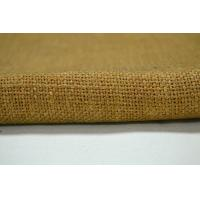 China Pure Linen Fabric Waxed Cotton Canvas Natural And Renewable Material on sale