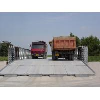 China Structural Steel Bailey Bridge, Modular Steel Bridge, Portable Pre-Fabricated Truss Bridge on sale