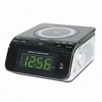 CD Player with Clock Radio, Dual Alarm and FM Wire Antenna Manufactures