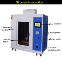 China Glow Wire Fire Hazard Test Chamber For Electronics Products , Appliances etc. on sale