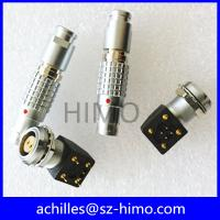 EXG.1B.302.HLN 2 pin solder pin lemo electronic connector Manufactures