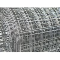 SS 304 Weld Mesh Fence Panels Anti Rust For Agriculture / Construction Manufactures