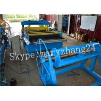 5.5Kw Hydraulic Automatc Cut To Length Machine With Thickness 0.5-2mm Manufactures
