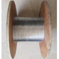 Q195 / Q235 Carbon Steel Wire , Electro Galvanized Wire Mesh 0.5MM*50KG/Roll Manufactures