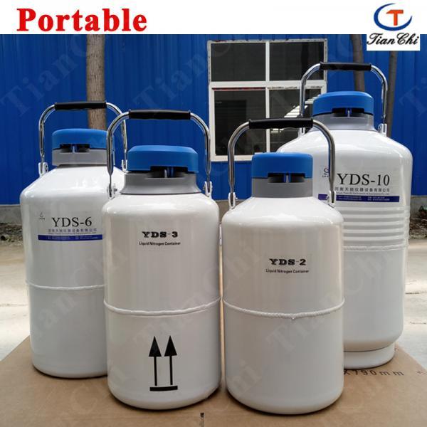 30L Cryogenic storage tank Factory direct sale 50 mm caliber cryogenic storage tank