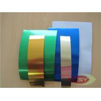 Smooth Polished Heat Shield Color Coated Aluminum Coil For Fireproof Manufactures